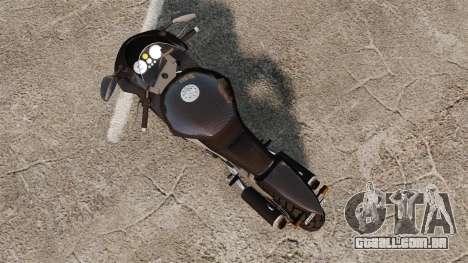 GTA V Nagasaki Carbon RS [Update] para GTA 4 traseira esquerda vista