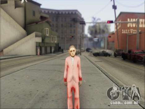 GTA V Masks para GTA San Andreas terceira tela