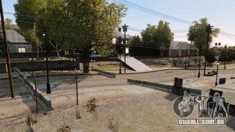 Pista de Rally para GTA 4 nono tela