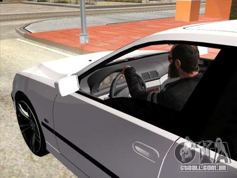 BMW 530d E39 para vista lateral GTA San Andreas