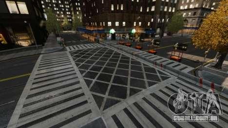 Rua ilegais deriva pista para GTA 4 segundo screenshot