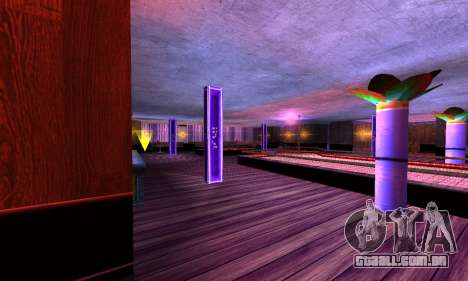 Retexture Jizzy, Alhambra, Pig Pen para GTA San Andreas terceira tela