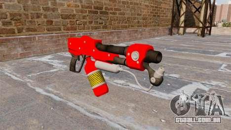 O lança-chamas MX-295 para GTA 4