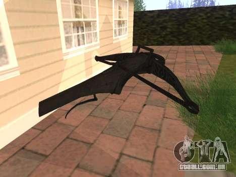 Besta de Skyrim para GTA San Andreas quinto tela
