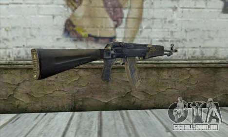 Máquina de Stalker para GTA San Andreas segunda tela