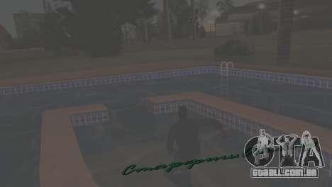 Lidar para GTA Vice City quinto tela