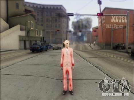 GTA V Masks para GTA San Andreas segunda tela