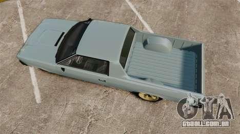 GTA V Cheval Picador para GTA 4 vista direita