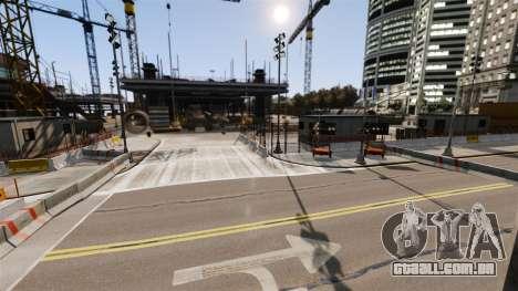 Rua ilegais deriva pista para GTA 4 décimo tela