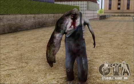 Charger Skin para GTA San Andreas segunda tela