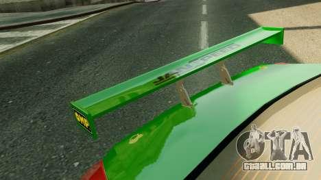Chevrolet Lacetti para GTA 4 vista direita