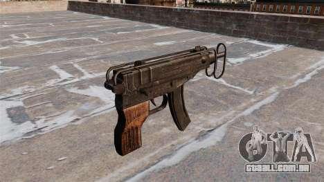 SMG Skorpion vz. 61 para GTA 4 segundo screenshot