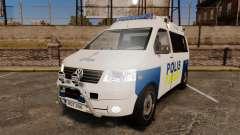 Volkswagen Transporter T5 TDI POLIISI [ELS]