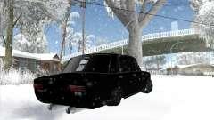 ВАЗ 2101 Ajuste de Estilo para GTA San Andreas