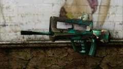 Famas G2 Commando Blaze