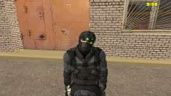 Arqueiro do jogo Splinter Cell Conviction