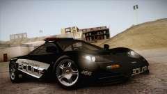 McLaren F1 Police Edition para GTA San Andreas