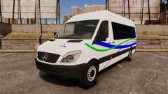 Mercedes-Benz Sprinter Itella Logistics