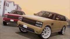 Gallivanter Baller из GTA V para GTA San Andreas
