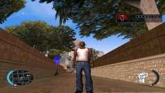 C-HUD Hitman Absolution para GTA San Andreas