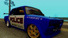VAZ 2107 Drift para GTA San Andreas