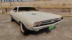 Dodge Challenger 1971 Vanishing Point