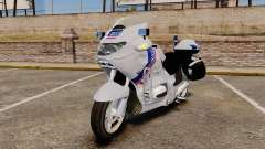BMW R1150RT Police nationale [ELS] para GTA 4