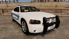 Dodge Charger 2010 Liberty County Sheriff [ELS] para GTA 4