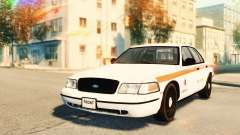 Ford Crown Victoria 2007 Vodafone
