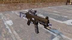 A metralhadora UMP45