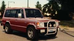 Mitsubishi Pajero I WAGON