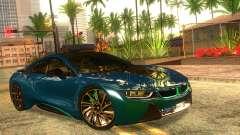 BMW I8 2013