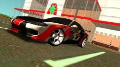 Nissan Silvia S15 Team Dragtimes para GTA San Andreas