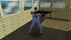 M249 из Battlefield 2 para GTA Vice City
