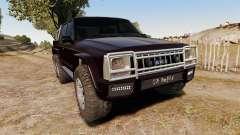 Jeep Carver 6X6