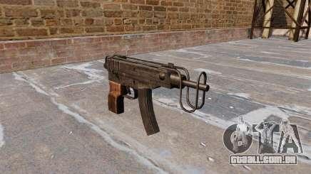 SMG Skorpion vz. 61 para GTA 4