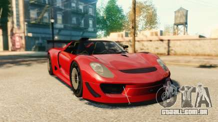 Porsche 918 Spider Body Kit Final para GTA 4