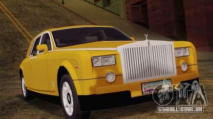 Rolls Royce Phantom 2003 para GTA San Andreas