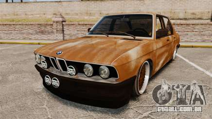 BMW 535is E28 Sharkie para GTA 4