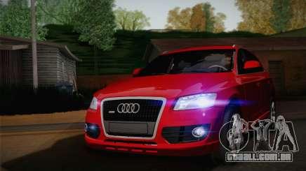 Audi Q5 2012 para GTA San Andreas