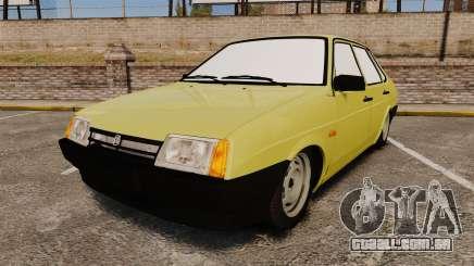 VAZ-Lada 21099 Companheiro para GTA 4