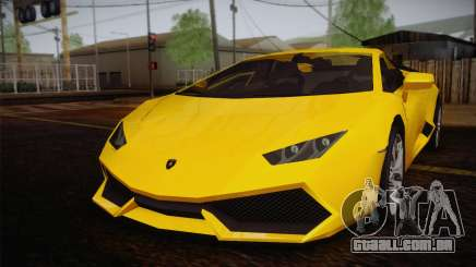 Lamborghini Huracane LP 610-4 V2.0 para GTA San Andreas