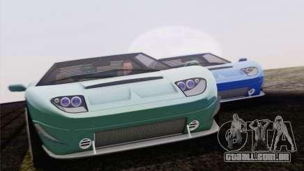 Insípido Bullet GT из GTA 5 para GTA San Andreas