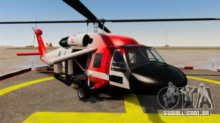 Annihilator U.S. Coast Guard HH-60 Jayhawk para GTA 4