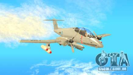 FMA IA-58 Pucara para GTA San Andreas
