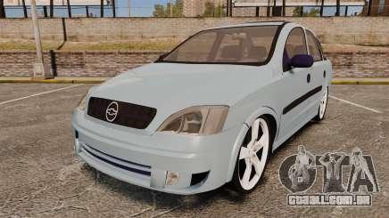 Chevrolet Corsa Premium Sedan para GTA 4