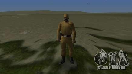 Soldados afegãos para GTA Vice City