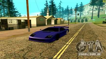 Novo Turismo para GTA San Andreas