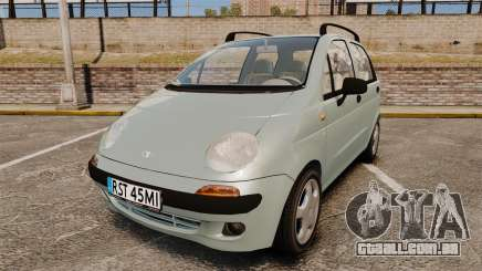 Daewoo Matiz SE 1998 para GTA 4