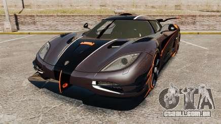 Koenigsegg One:1 para GTA 4